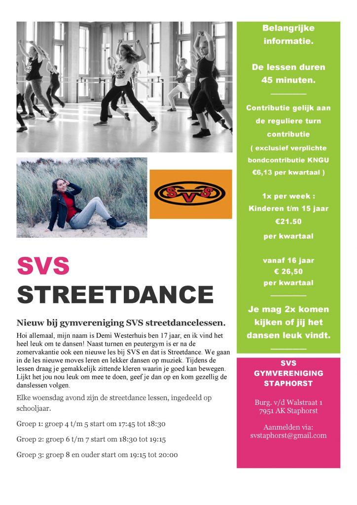 SVS streetdance